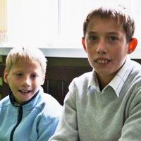 Children Need a Family: Ruslan B., born in 1998, Eugene B., born in 2002