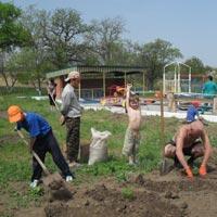 The Happy Child Foundation: A Fairytale Garden in Kalinovka