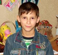 A Child Needs a Family: Aleksander O., born in 2000