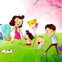 Конкурс на лучшую историю приемной семьи  «Ключи от семейного счастья»