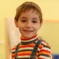 Ребенку нужна семья: Сергей С.