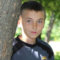 A Child Needs a Family: Alexander K., born in 2001