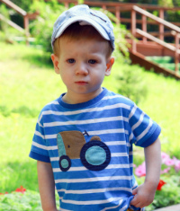 Дитині потрібна родина: В'ячеслав