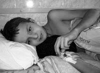 Владимир Романенко – остеогенная саркома правого бедра