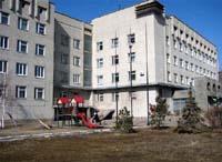 Бердянская городская детская больница и родильный дом