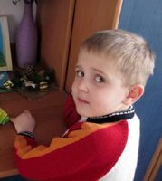 Orphan needs a family: Sergey G., year of birth 2004
