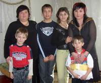Family-type Children's Home of Svetlana Petrushenko