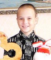Ребёнку нужна семья: Сергей С.