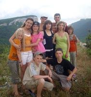 Five Days in the Crimea