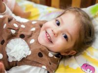 Дитині потрібна родина: Мілана Б.