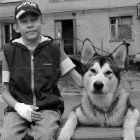 Illia Soloshenko, born in 2003 - Cystic fibrosis