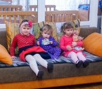 Детям нужна семья: Кира К. (2014 г.р.), Виктория К. (2015 г.р.), Надежда К. (2016 г.р.)
