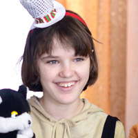 A Child Needs a Family: Tatyana B., born in 1999