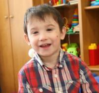 Ребенку нужна семья: Тимофей
