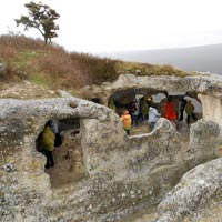 A Trip to Cave Towns of Crimea for Orphans 29th March – 1st April 2012