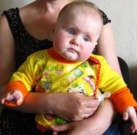 Вероника Цыганкова, 2010 г.р. - врождённый порок сердца
