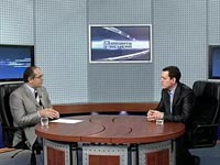Интервью на телеканале ТВ-5 с директором фонда