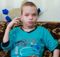 Дитині потрібна родина: Владислав Ш.
