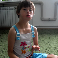 A Child Needs a Family: Veronika K., born in 2002