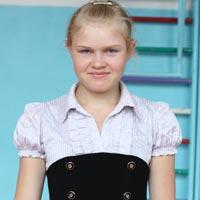 A Child Needs A Family: Veronika Sh., born in 1997