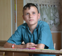 A Child Needs a Family: Viktor S, born in 2003