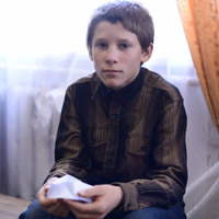 A Child Needs a Family: Viktor P., born in 1999