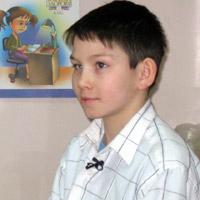 Виталик С., родился в 2001 году