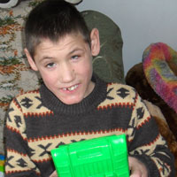 A Child Needs a Family: Vladislav G., born in 1999