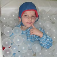A Child Needs a Family: Vladislav Sh., born in 2003
