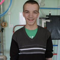 A Child Needs a Family: Vladimir G., born in 2000
