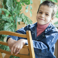 Ребенку нужна семья: Владимир К.