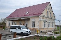 We need help in purchasing winter tires for the car for disabled orphans in Kalinovka