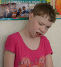 Ребенку нужна семья: Юлия П.