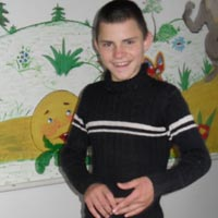 A Child Needs a Family: Eugeniy K, born in 1999