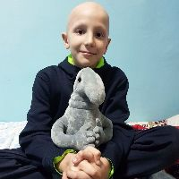 Nikita Zuenko, born in 2008 - Tumor of the small pelvis, abdominal cavity